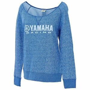 Women's Yamaha Racing Pullover Sweatshirt