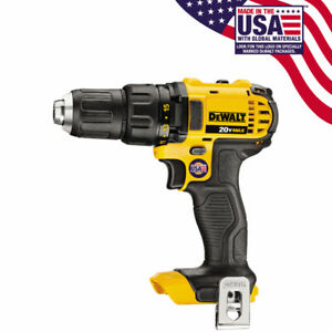 New! Dewalt DCD780 20V LithiumIon Compact Drill/Driver Tool Only