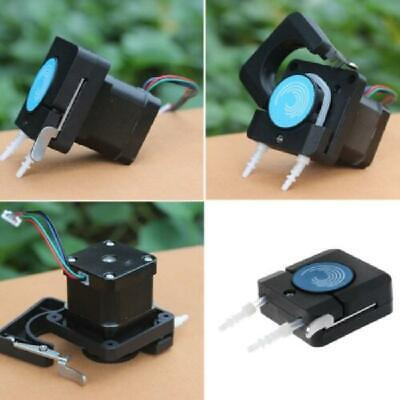 Peristaltic Pump Head With Tube Mini Small Flow Stepper Motor Oem Package
