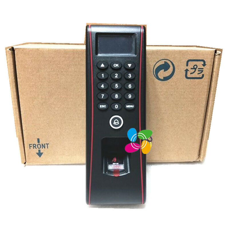 Spanish Language TF1700 Fingerprint Access Control Terminal 125Khz EM ID Card