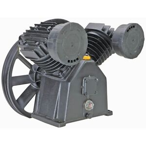 2 Cylinder 5 hp Compressor Pump