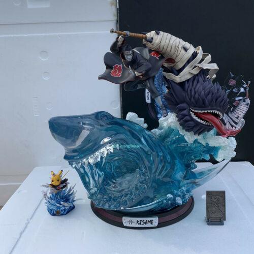 Surge Studio Hoshigaki Kisame Figure Statue Model Painted Naruto In Stock GK New