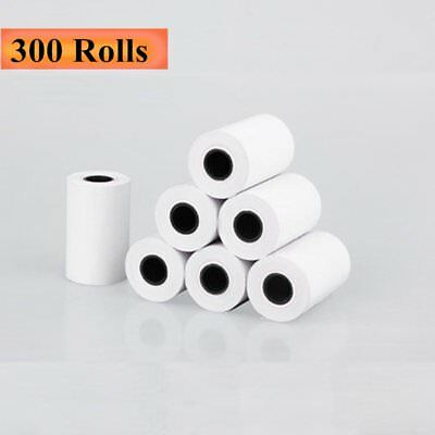 300 Rolls 2 14 X 50 Thermal Receipt Credit Card Paper Verifone Vx520 Ingenico