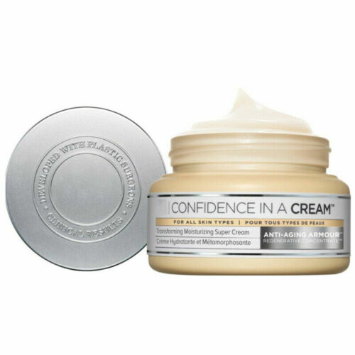 confidence in a cream moisturizing super cream