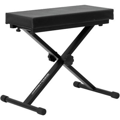 Ultimate Support JamStands JS-MB100 Medium X-Style Keyboard Bench - Top Deal for sale  Shipping to India