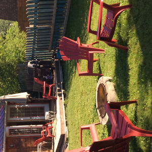 Cabin available Aug. 13 - 24 $150/night in Sylvan Lake