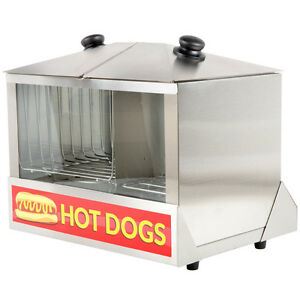 Hot Dog Steamer 100pcs & Bun warmer 48pcs - 120V, 1300W Kitchener / Waterloo Kitchener Area image 3