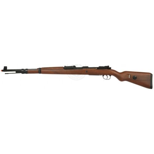 "350 FPS DBoys Mauser Kar 98 ""98K"" Bolt Action Carbine WWII Airsoft Rifle"