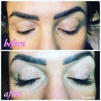 Lash Extensions and Microblading