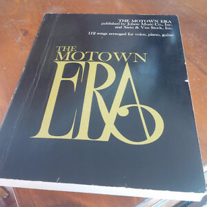 The Motown Era, 112 Songs For Voice, Piano, Guitar, 1971