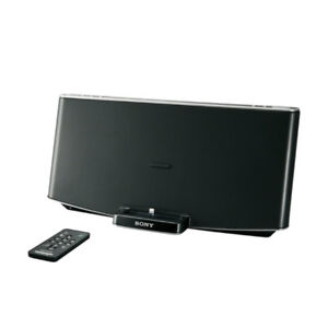 Sony RDPX200iPN with lightning connection bluetooth