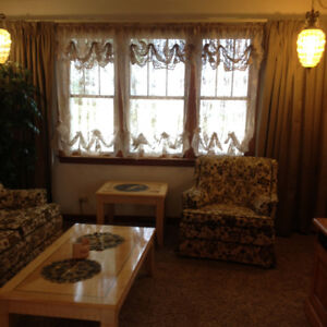 3 Bed/3 full baths fully furnished incl full utilities  $2995