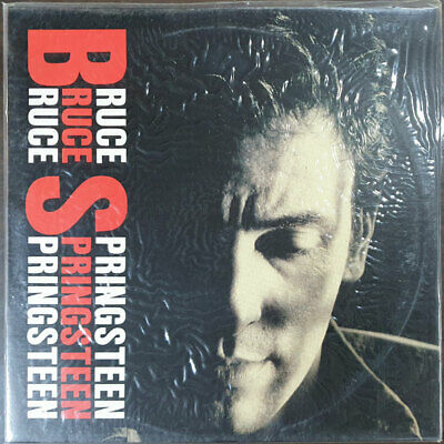 Bruce Springsteen - The World of / SEALED / 1991 Korea Only Press Vinyl