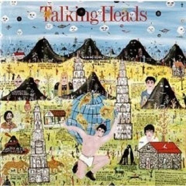 "TALKING HEADS ""LITTLE CREATURES"" CD 12 TRACKS NEU"