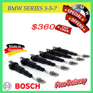Special offer- BMW Ignition coils & spark plugs