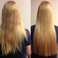 PROFESSIONAL HAIR EXTENSIONS SERVICE LIMITED TIME OFFER