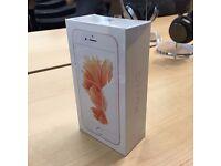 APPLE IPHONE 6S 32GB EE VIRGIN TMOBILE ORANGE BRAND NEW COMES WITH APPLE WARRANTY & RECEIPT