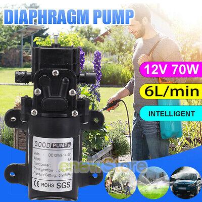 New Rv Marine 12 Volt Dc 12 V Demand Fresh Water Diaphragm Self Priming Pump