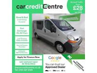 SILVER RENAULT TRAFIC VAN 1.9 SL27DCI SWB ***from £150 per month***