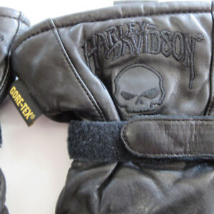 Men's Harley Davidson Motorcycle Gloves Large XL 2XL