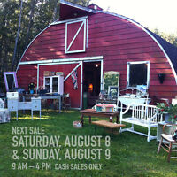 Country Antiques Sale - August 8 & 9
