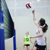 Play Volleyball! Join one night or both!