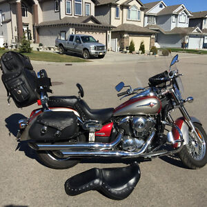 Kawasaki Vulcan 2007 Price to Sell