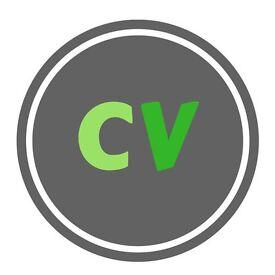 CV Writing from £20; Professional CV Writer - 420+ Reviews - FREE CV Feedback - LinkedIn - Help