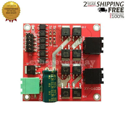Industrial-grade 2-channel Dc Motor Driver Module 160w Cw Ccw Pwm Speed Control