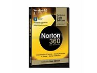 NORTON 360 gold edition