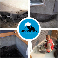 Jconomy - Stone Repair and Stucco Repair