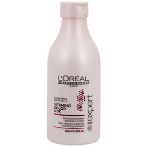 loreal serie expert vitamino color a ox shampoo 845 oz 250 ml - Shampooing Vitamino Color
