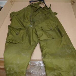 Insulated bib overalls size 42