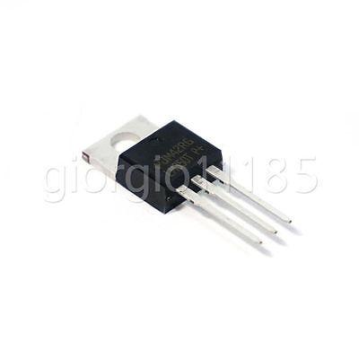 Us Stock 5pcs Lm350 Lm350t Adjustable Voltage Regulator Ic