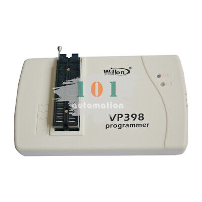 1pcs New For Wellon Universal Programmer Vp398 Replaces Vp-298vp-280 100-240v