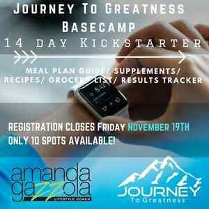 14 Day Healthy Kickstarter Program Kitchener / Waterloo Kitchener Area image 1