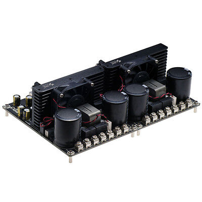 2 X 750Watt Class D Audio Amplifier Board -IRS2092 Stereo WONDOM Amp