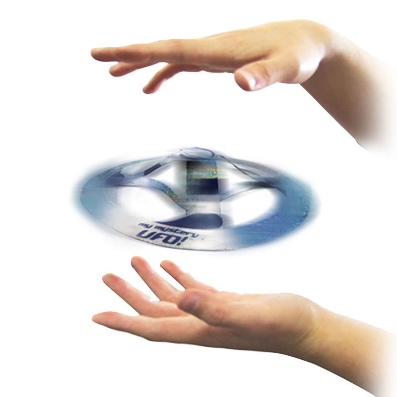 Mystery Mid Air UFO Magician Supplies Floating Fly Saucer Magic Kid Toys Gifts