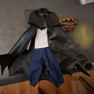 Batman: Gotham by Gaslight 1/12 Clothing Set Model Accessory Fit Mez. Figure