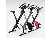 VX-Bike Folding Exercise Bikes 12 Months Warranty | Daddy Supplements
