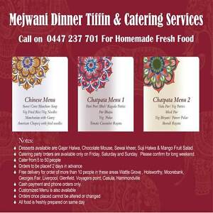 Mejwani Indian Dinner Tiffin & Catering Service Wattle Grove Liverpool Area Preview