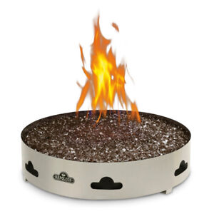 Napoleon Patioflame Fire Pit with Glass *Natural Gas*