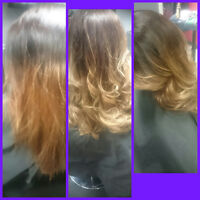 colour cut and style
