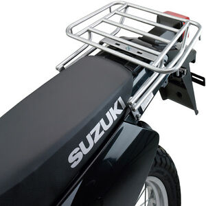 Moose Racing Expedition Rear Top Rack - Suzuki DR650 1996-2014