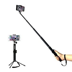 AWESOME Bluetooth Selfie Stick with GoPro Mount/Monopod NEW!