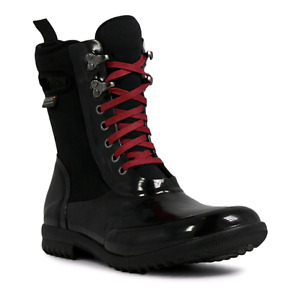 Womens Bogs mid Rain Boots size 10