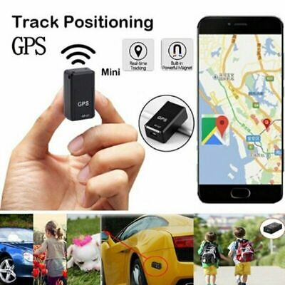 Best GF-07 Mini GPS Car Locator Tracker Real Time Tracking Device Magnetic