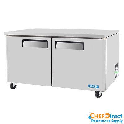 Turbo Air Muf-60-n 60 Double Door Undercounter Freezer