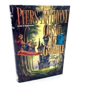 Geis Of The Gargoyle Book Xanth Series 1st Edition Piers Anthony