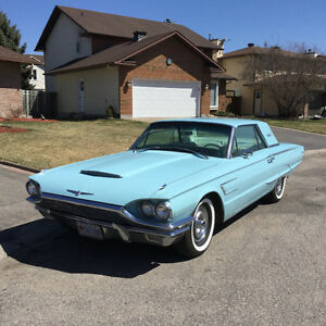 "(SAFETIED) 1965 FORD THUNDERBIRD ""BEAUTIFUL """